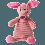 plush corduroy pig