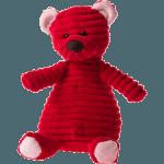 plush corduroy bear